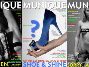 MUNIQUE Magazine