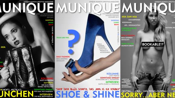 MUNIQUE Magazine