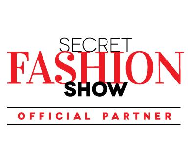 Secret Fashion Show Logo Official Partner