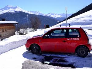 Davos to Sertig Roadtrip - Rundfahrt März 2015