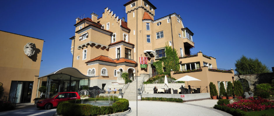 Hotel Schloss Mönchstein Salzburg