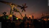 Wiesn - Oktoberfest - Riesenrad - München