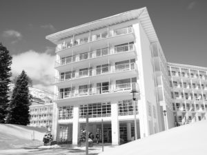 Hochgebirgsklinik HGK Davos Diashow