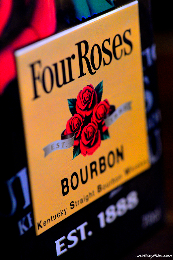 Four Roses Classic Yellow Label