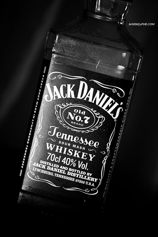 Jack Daniels No. 7 Classic Label