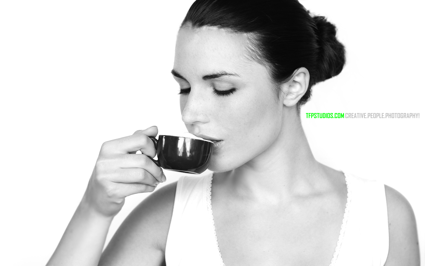 Sophia Coffee Commercial