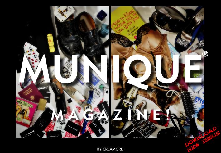 MUNIQUE Print Ausgaben