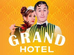 Grand Hotel GOP Varieté Theater München