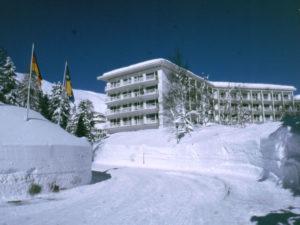 Hochgebirgsklinik Davos Inside - privater Rundgang 2015